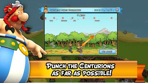 Asterix and Friends 2.0.0 cheat screenshots 1