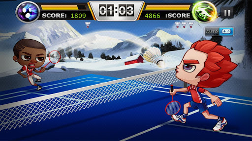 Badminton Legend 3.1.3913 cheat screenshots 1