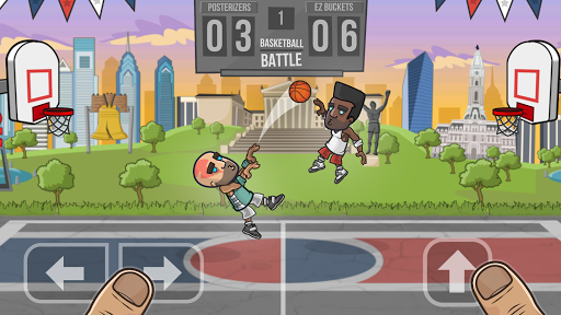 Basketball Battle 2.1.16 cheat screenshots 1