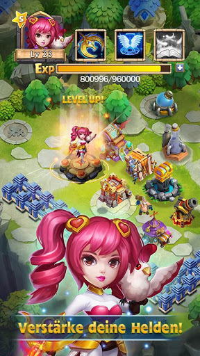 Castle Clash Kings Castle DE 1.5.54 cheat screenshots 2