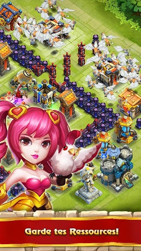 Castle Clash RPG War and Strategy FR 1.5.9 cheat screenshots 1