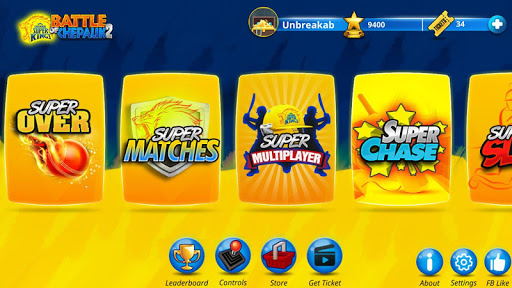 Chennai Super Kings Battle Of Chepauk 2 2.1.2 cheat screenshots 2