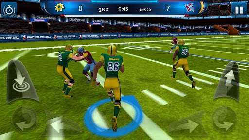 Fanatical Football 1.17 cheat screenshots 1