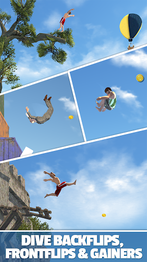 Flip Diving 2.9.11 cheat screenshots 2