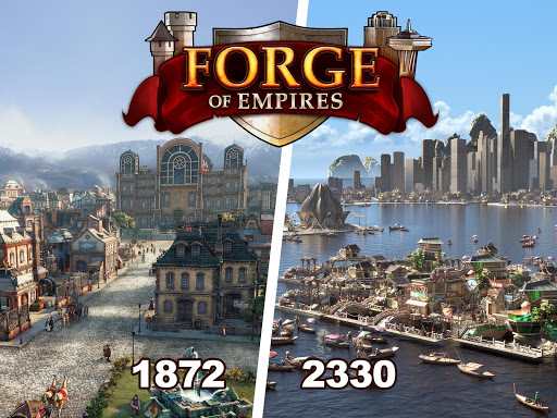 Forge of Empires 1.162.1 cheat screenshots 1