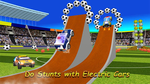 Happy Soccer League Kids Electric Cars 1.2 cheat screenshots 2