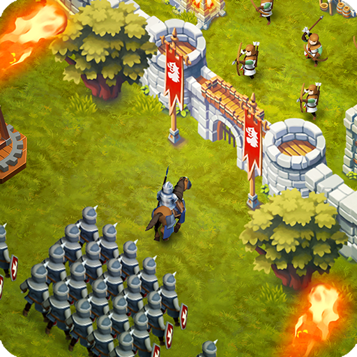 Lords & Castles 1.81 APK MOD Download