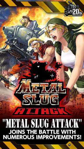 METAL SLUG ATTACK 4.14.0 cheat screenshots 1