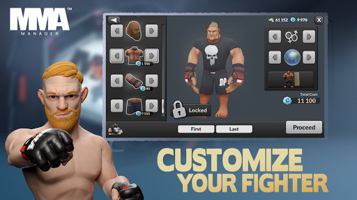 MMA Manager 0.10.7 cheat screenshots 1