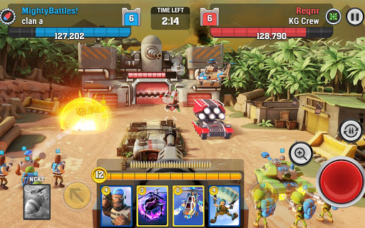 Mighty Battles 1.6.2 cheat screenshots 1
