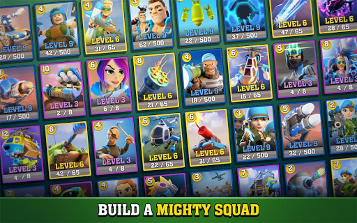 Mighty Battles 1.6.2 cheat screenshots 2