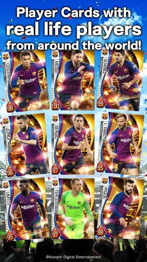 PES CARD COLLECTION 2.12.1 cheat screenshots 2
