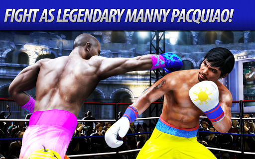 Real Boxing Manny Pacquiao 1.1.1 cheat screenshots 1