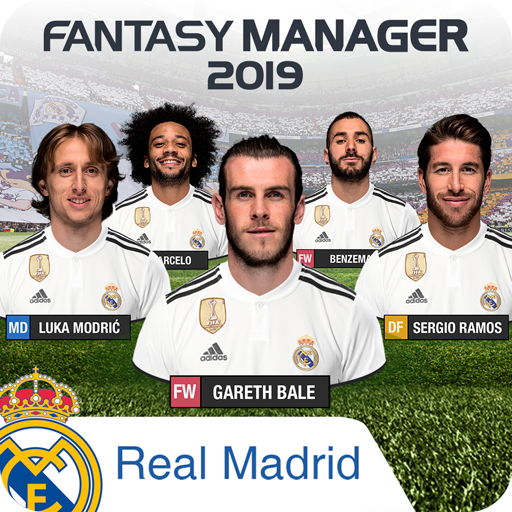 Real Madrid Fantasy Manager19- Real football live 8.51.010 APK MOD Download