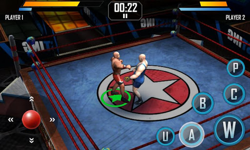 Real Wrestling 3D 1.10 cheat screenshots 1