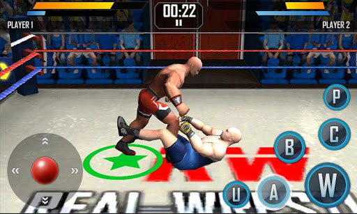 Real Wrestling 3D 1.10 cheat screenshots 2