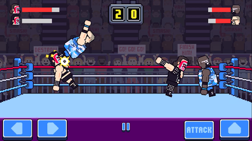 Rowdy Wrestling 1.1.3 cheat screenshots 2