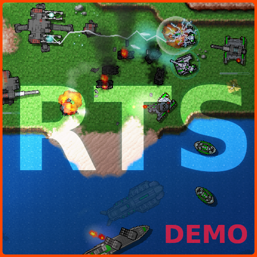 Rusted Warfare – Demo 1.13.2 APK MOD Download