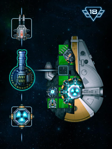 Space Arena Build amp Fight 2.0.20 cheat screenshots 1