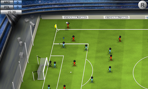 Stickman Soccer 2014 2.8 cheat screenshots 1