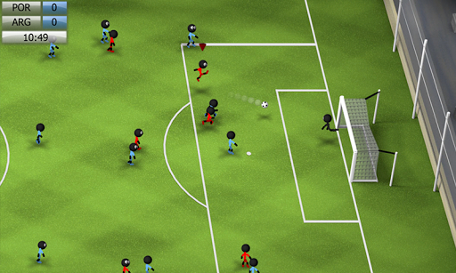 Stickman Soccer 2014 2.8 cheat screenshots 2