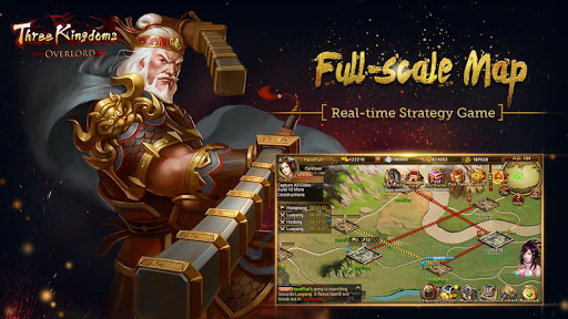 Three Kingdoms Overlord 2.6.0 cheat screenshots 1
