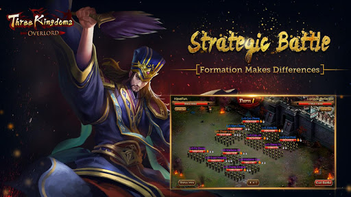 Three Kingdoms Overlord 2.6.0 cheat screenshots 2
