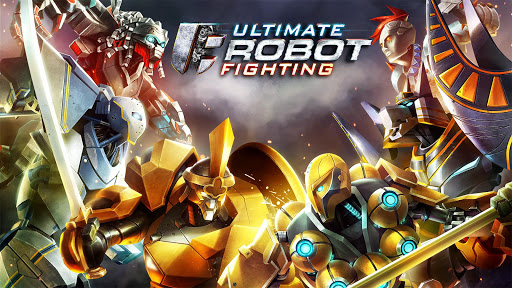 Ultimate Robot Fighting 1.3.112 cheat screenshots 1
