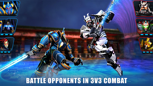 Ultimate Robot Fighting 1.3.112 cheat screenshots 2