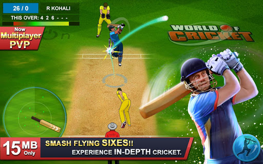 World of Cricket World Cup 2019 9.3 cheat screenshots 1