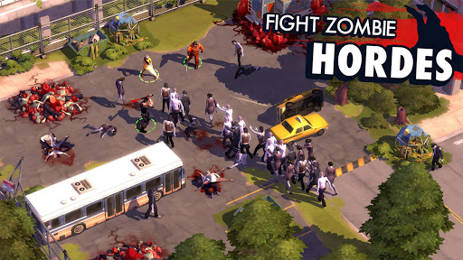 Zombie Anarchy Survival Strategy Game 1.3.1c cheat screenshots 2