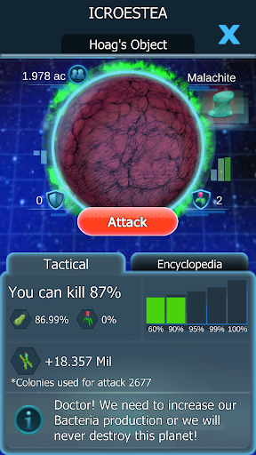 Bacterial Takeover – Idle Clicker 1.20.0 cheat screenshots 1