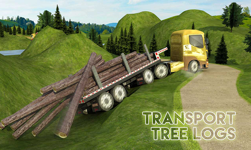 Big Euro Truck Parking Legend Truck Parking Games 1.7 cheat screenshots 1