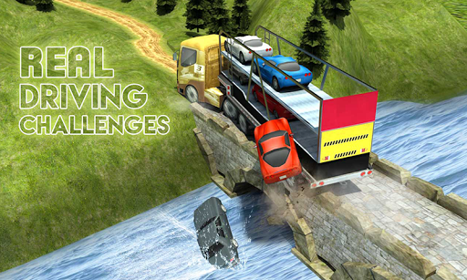 Big Euro Truck Parking Legend Truck Parking Games 1.7 cheat screenshots 2