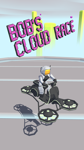 Bobs Cloud Race Casual low poly game 1.003.5 cheat screenshots 1
