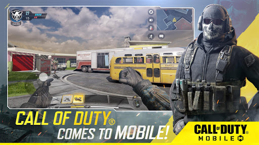 Call of Duty Mobile 1.0.8 cheat screenshots 1