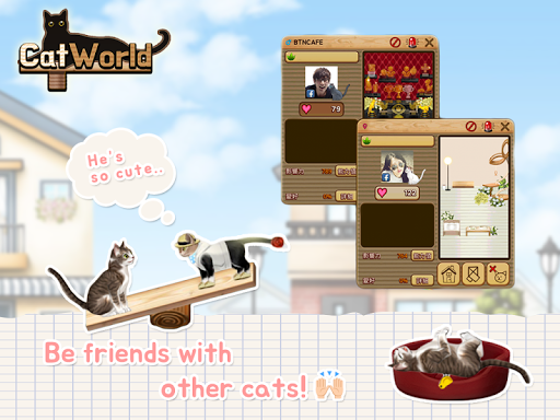 Cat World – The RPG of cats 3.8.6 cheat screenshots 2