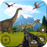 Deadly Dinosaur Hunter Revenge Fps Shooter Game 3D 1.4 APK MOD Download