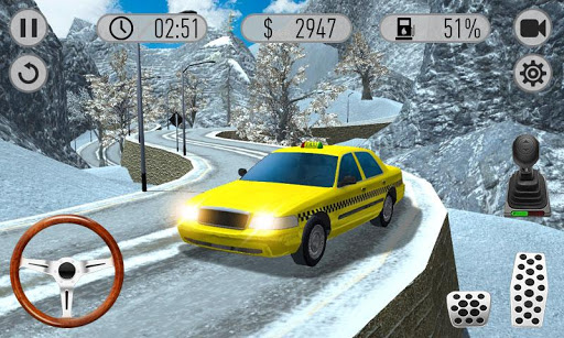 Hill Taxi Car Driving – Taxi Sim 2019 1.04 cheat screenshots 2