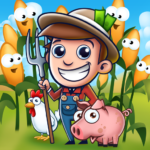 Idle Farming Empire 1.36.0 APK MOD Download