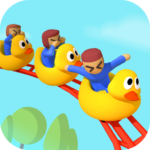 Idle Roller Coaster 1.6.0 APK MOD Download