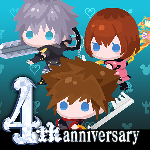 KINGDOM HEARTS Union Cross 3.4.0 APK MOD Free Download