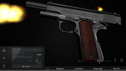 Magnum 3.0 Gun Custom Simulator 1.0474 cheat screenshots 1