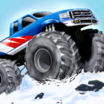 Monster Stunts — monster truck stunt racing game 5.12.15 APK MOD Free Download