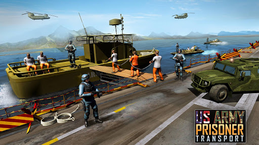OffRoad US Army Helicopter Prisoner Transport Game 2.0 cheat screenshots 1