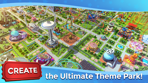 RollerCoaster Tycoon Touch – Build your Theme Park 3.3.3 cheat screenshots 1
