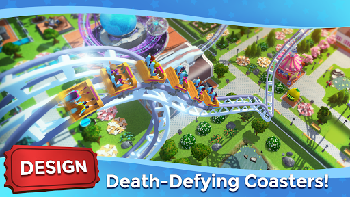 RollerCoaster Tycoon Touch – Build your Theme Park 3.3.3 cheat screenshots 2