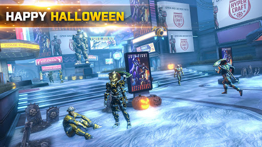 SHADOWGUN LEGENDS – FPS PvP and Coop Shooting Game 1.0.0 cheat screenshots 2