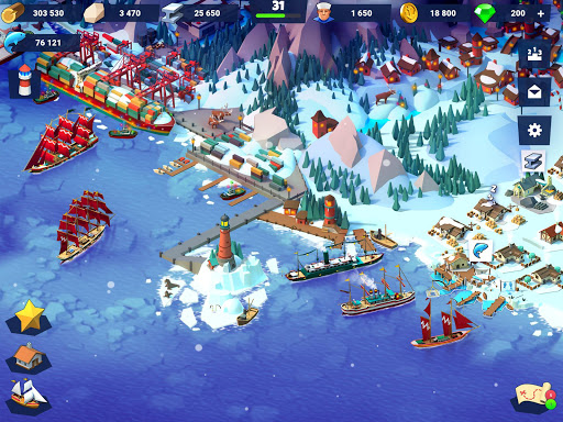 Sea Port Ship Trade and Strategy Simulator 1.0.96 cheat screenshots 2