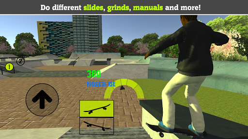 Skateboard FE3D 2 – Freestyle Extreme 3D 1.19 cheat screenshots 1